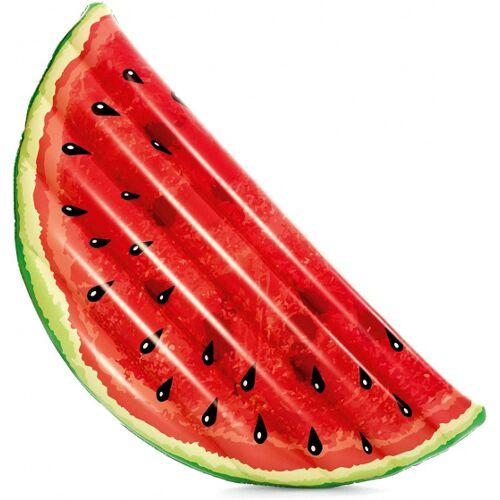 Bestway luftmatratze Wassermelone 174 x 89 cm PVC rot