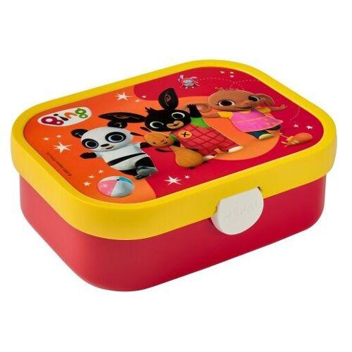 Bing lunchbox junior 750 ml 17,8 x 6,1 cm ABS rot/gelb