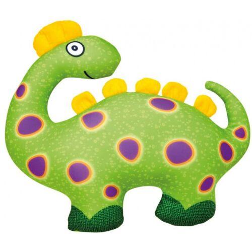 Bino ausgestopfter Dinosaurier Junior 33 x 11 x 29 cm Polyester grün