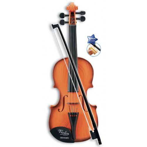 Bontempi violine Klassik Junior 49 cm Stahl braun/schwarz
