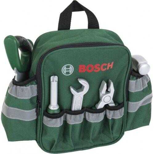 Klein Bosch Werkzeugrucksack 6 teilig grün