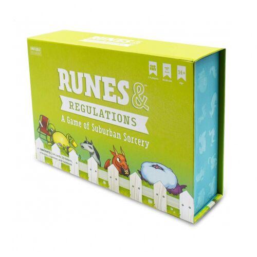 Breaking Games kartenspiel Runen & Regeln