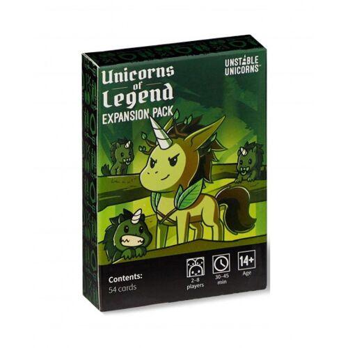 Breaking Games kartenspiel Instabile Einhörner Erweiterung Einhörner oder Legende