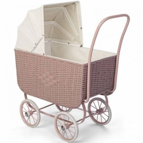 byAstrup retro Puppen Kinderwagen 64 cm