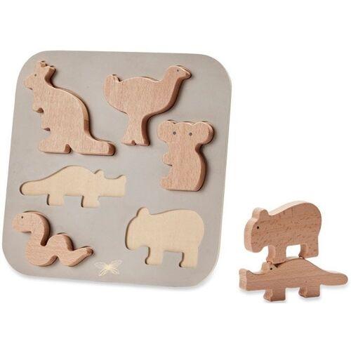 byAstrup puzzle Australië junior Holz 6 Teile