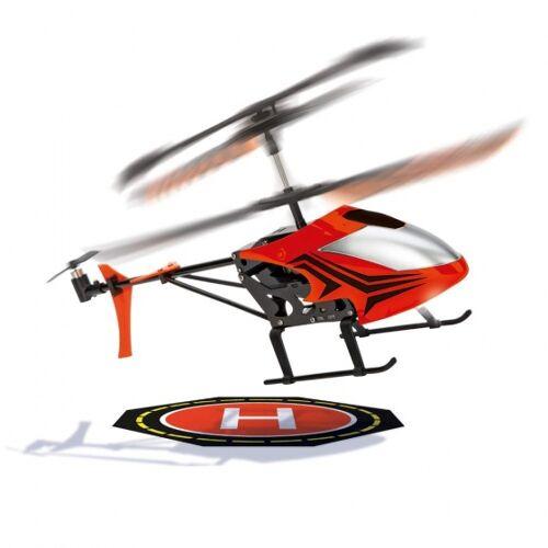 Carrera RC Hubschrauber 2,4 GHz mit Adventskalender 24 cm rot