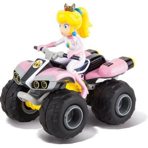 Carrera spielzeug Quad Pfirsich Mädchen 19 x 15 cm rosa/schwarz