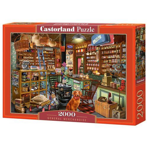 Castorland puzzle General Merchanise 2000 Teile