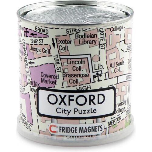 City Puzzle oxford Magnetpuzzle 100 Teile