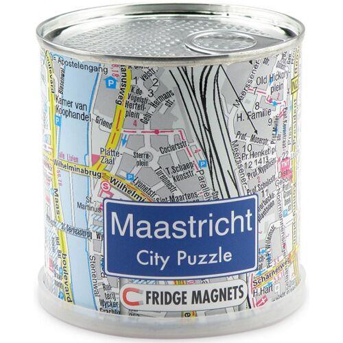City Puzzle magnetpuzzle Maastricht 100 Teile