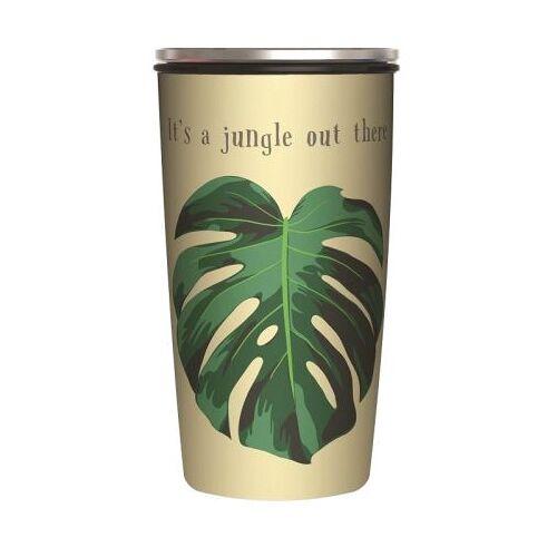Chic.Mic trinkbecher SlideCUP*Dschungel da draußen 700 ml