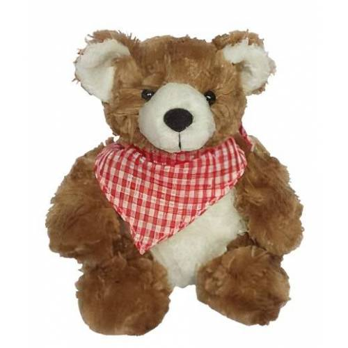 Clemens teddybär Kleiner Bär junior 18 cm Plüsch braun