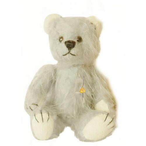Clemens teddybär Miniatur Teddybär Belle 9 cm Plüsch weiß
