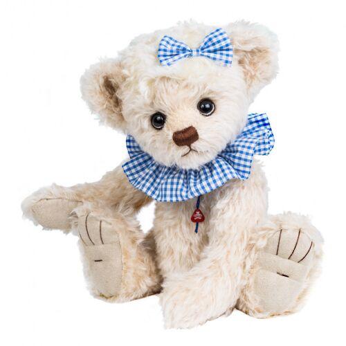 Clemens teddybär Teddy Cara junior 35 cm Plüsch weiß