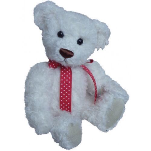 Clemens teddybär Teddy Felix 25 cm Plüsch weiß