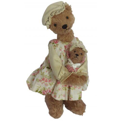 Clemens teddybär Teddy Oma junior 25 cm Plüsch braun