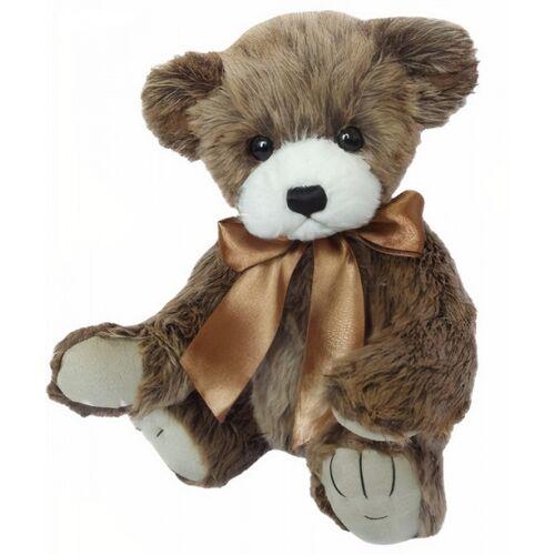 Clemens teddybär Teddy Mio junior 35 cm Plüsch braun