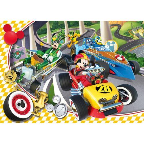 Clementoni puzzle Rad Mickey Mouse 15 Stück