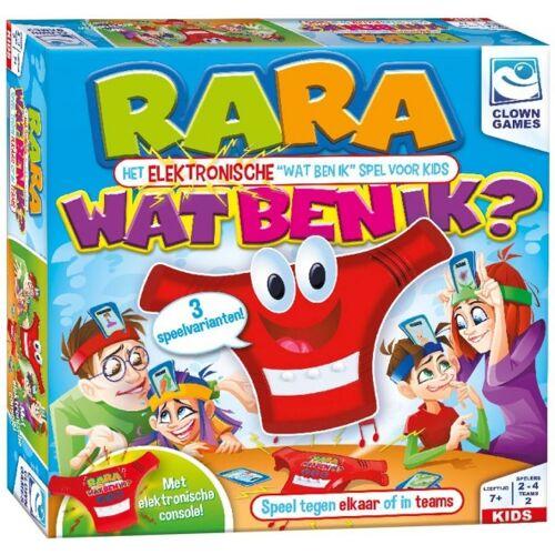Clown Games brettspiel Rara was bin ich? mit elektronischer Konsole