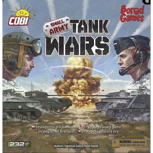 Cobi brettspiel Tank Wars Junior