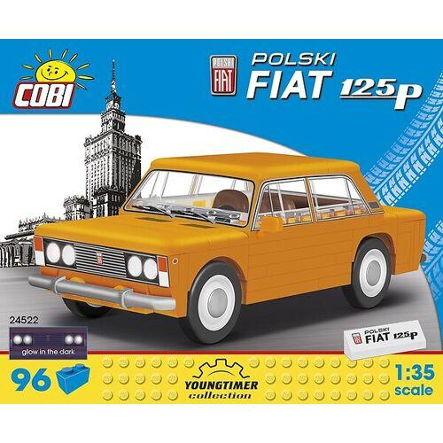 Cobi bausatz Youngtimer Polski Fiat 125P 96 teilig (24522)