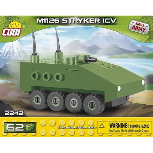 Cobi Kleine Armee M1126 Stryker Kit 62 teilig 2242