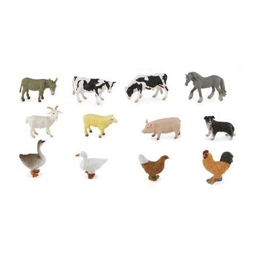 Collecta Nutztiere 12 teilig