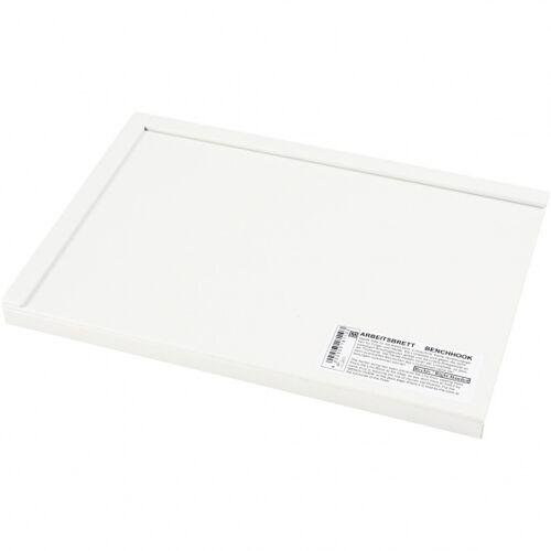 Creotime klemmhaken 31,5 x 22 cm weiß