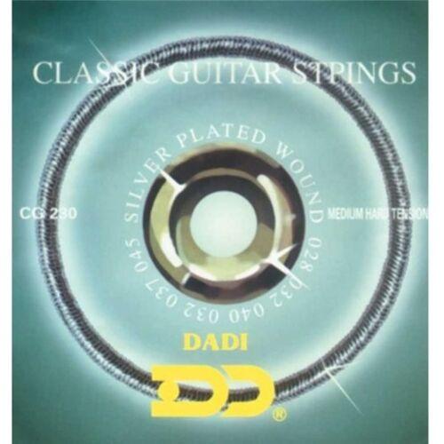 Dadi saitensatz klassische Gitarre CG 230