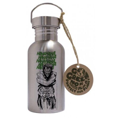 DC Comics trinkbecher Jokers Laughs Edelstahl 500 ml silber