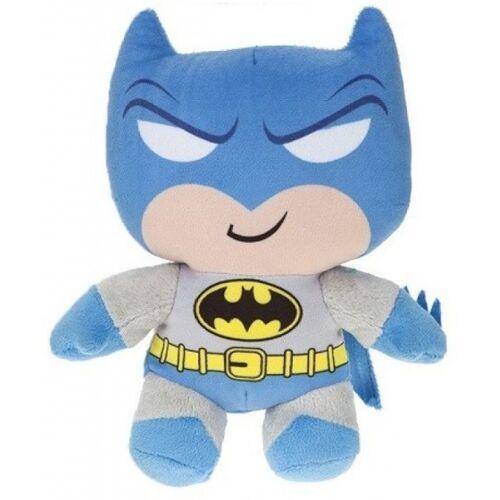 DC Comics Geschenk Kuscheltier Batman Plüsch 22 cm blau