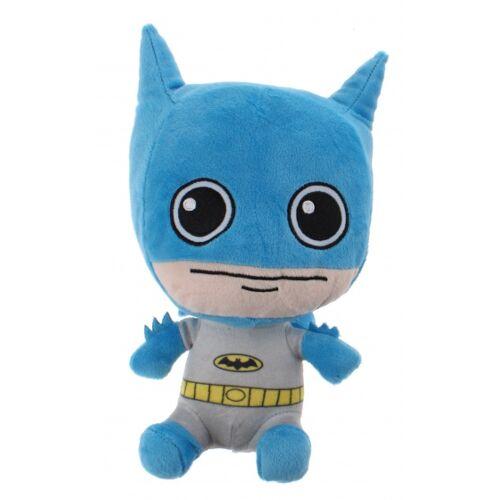 DC Comics Geschenk Kuscheltier Batman Plüsch 15 cm blau