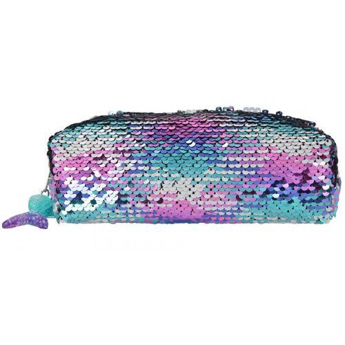 Depesche schulranzen Meerjungfrau Mädchen 21 cm rosa/violett/blau