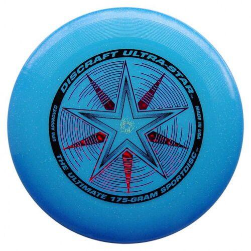 Discraft frisbee Sky Styler 27 cm blau mit Glitzer