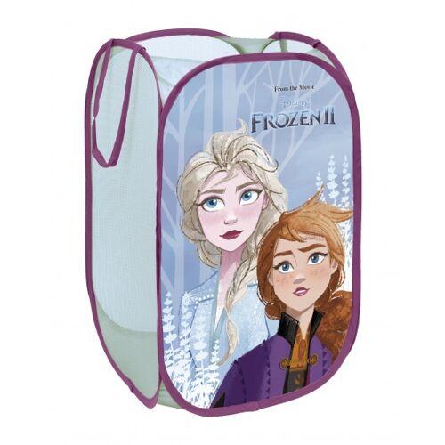 Disney pop Up Aufbewahrungsbox Gefroren 2 58 x 36 cm blau/violett