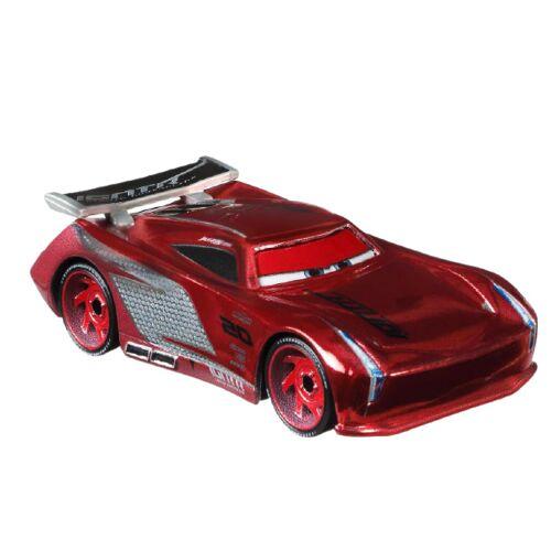 Disney spielzeugauto Jackson Storm junior 10,5 cm Stahl rot