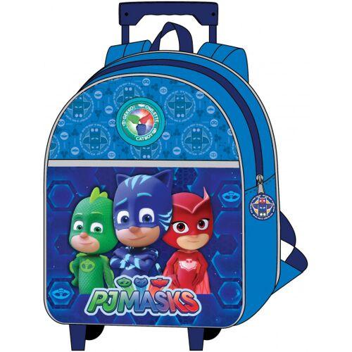 Disney trolley/Rucksack PJ Masks Junior 6 Liter blau