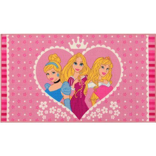 Disney teppich Prinzessin Herz 140 x 80 cm