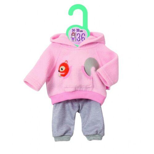 Dolly Moda sportgerät 36 cm rosa/grau