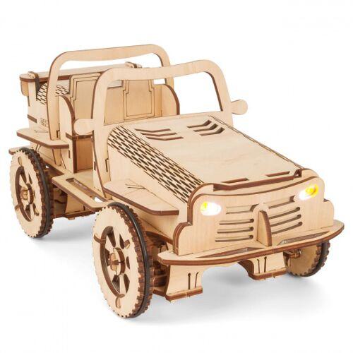 Ecobot holzmodellbau 3D RC Buggy 35 cm iOS 154 teilig