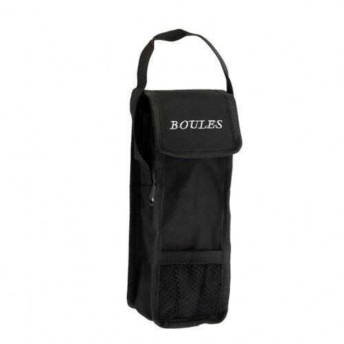 Engelhart pétanque Tasche schwarz 23 x 8,5 x 3,5 cm