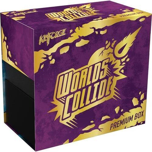 Fantasy Flight kartenspiel KeyForge  Worlds Collide Premium