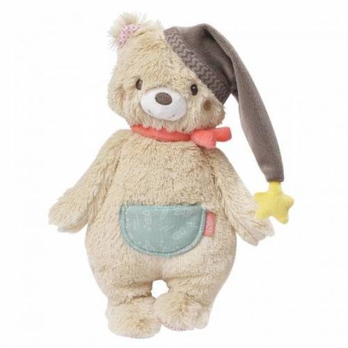 Fehn teddybär Bruno25 cm beige