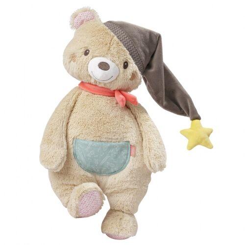 Fehn teddybär Bruno42 cm beige