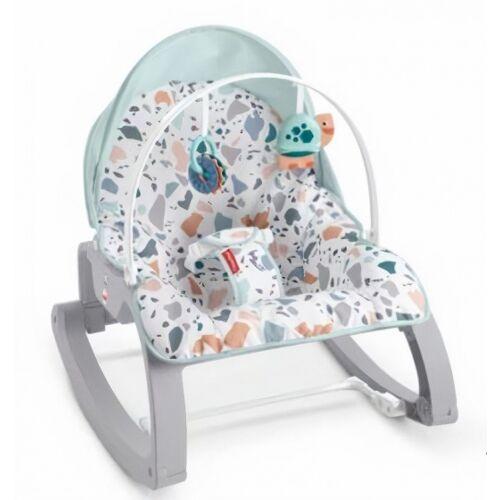 Fisher Price Deluxe Baby zu Kleinkind Wippe