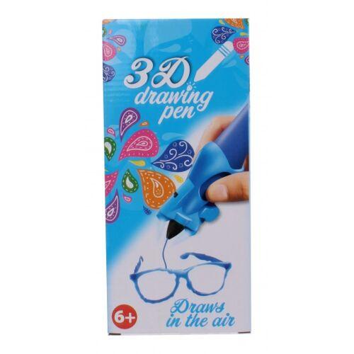 Free and Easy 3D Zeichenstift blau 14 x 5,5 x 3,5 cm