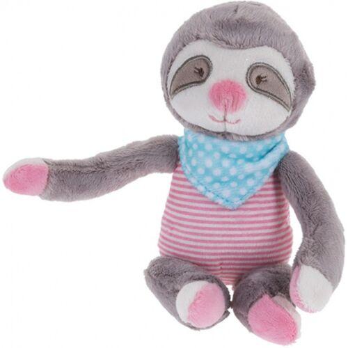 Tender Toys plüschtier Faultier rosa 22 cm