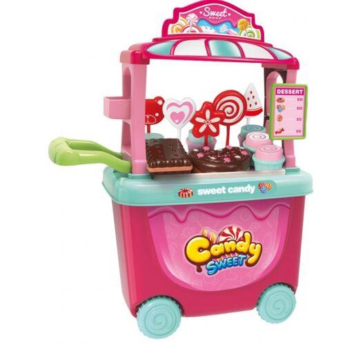Free and Easy spielzeug Küche Süßigkeiten rosa 38 cm