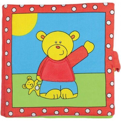 Galt Teddy's Babybuch