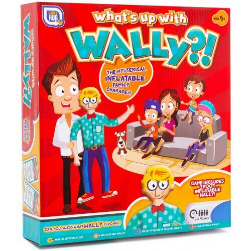 Games Hub gesellschaftsspiel Was ist mit Wally los?